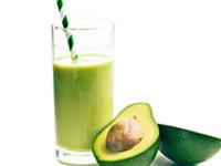 Ricetta per fare un succo detox di spinaci e avocado