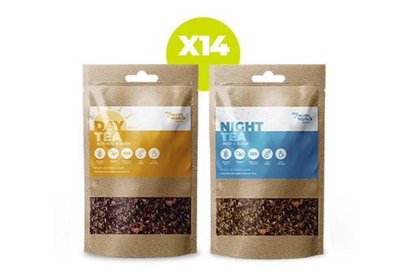 Teatox DAY+NIGHT (14 giorni)  }}